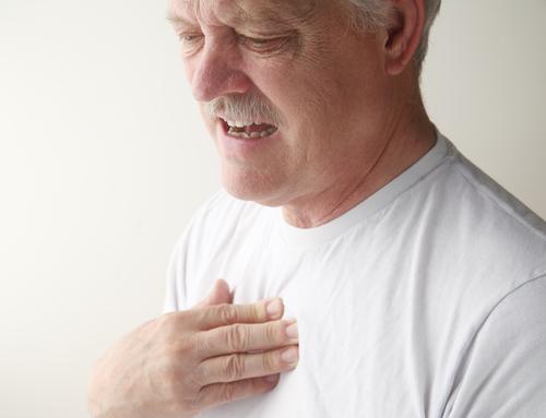 gum disease patient with heart trouble